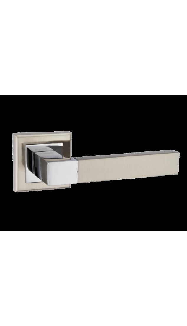Дверная ручка A-2004 SN/CP