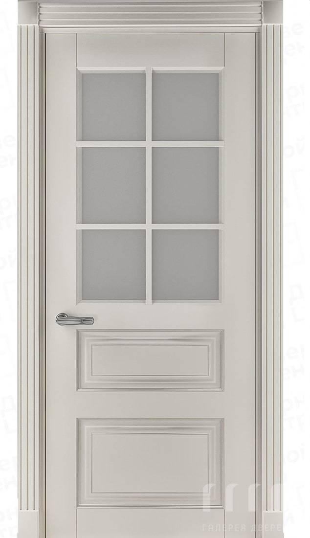 Межкомнатные двери Галерея дверей - Тесоро К2-ПО