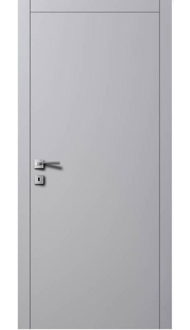 Ваши двери A1 серый шелк
