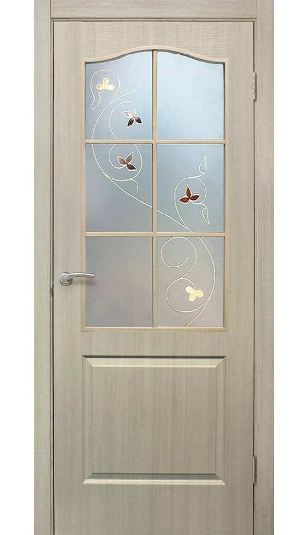 Межкомнатные двери ОМИС Классика со стеклом