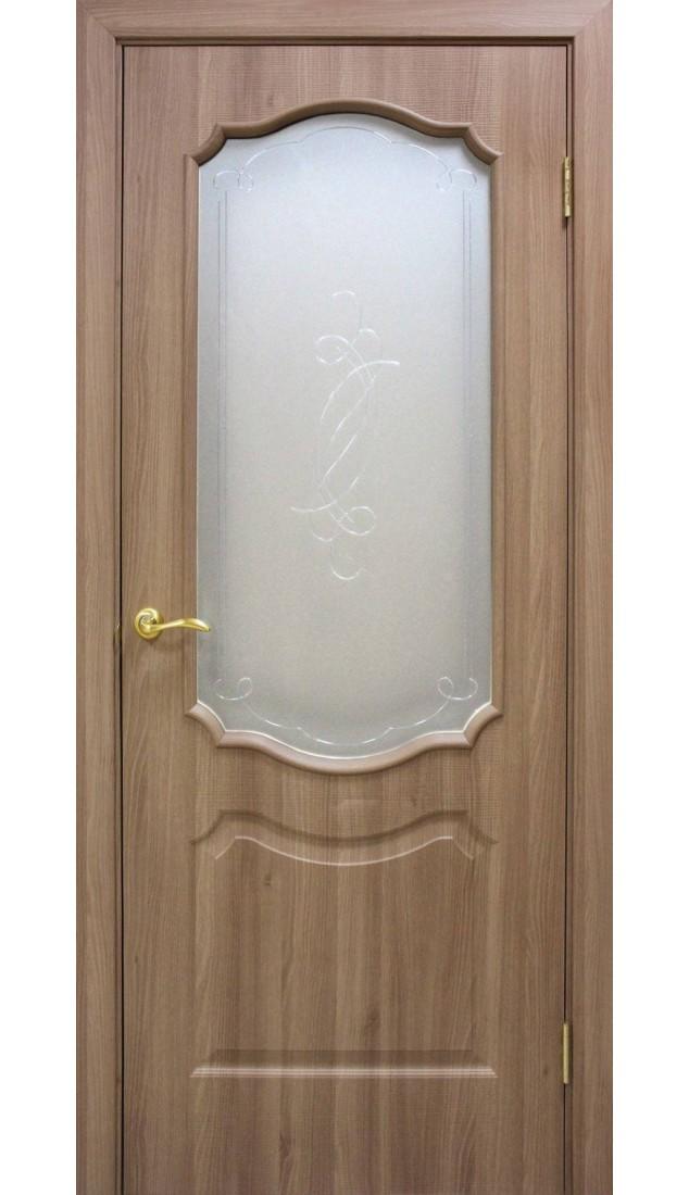 Межкомнатные двери ОМИС Прима со стеклом