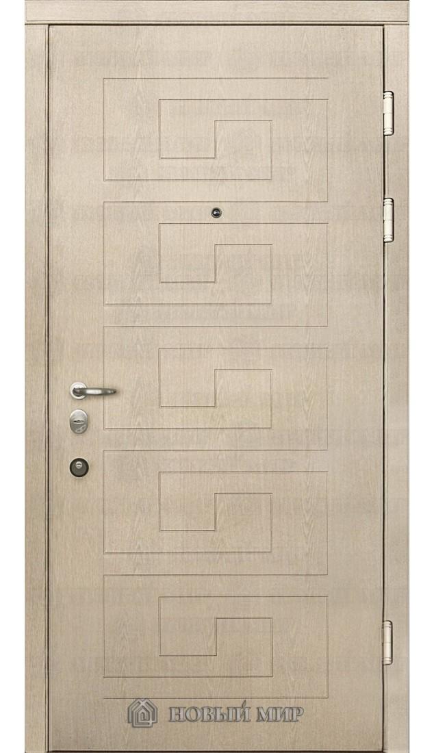 Входные двери Новый мир 9217