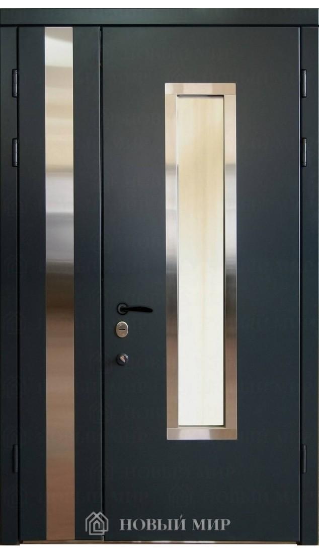 Входные двери Новый мир 9248