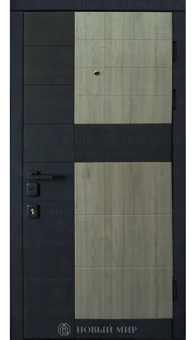 Входные двери Новый Мир R-601