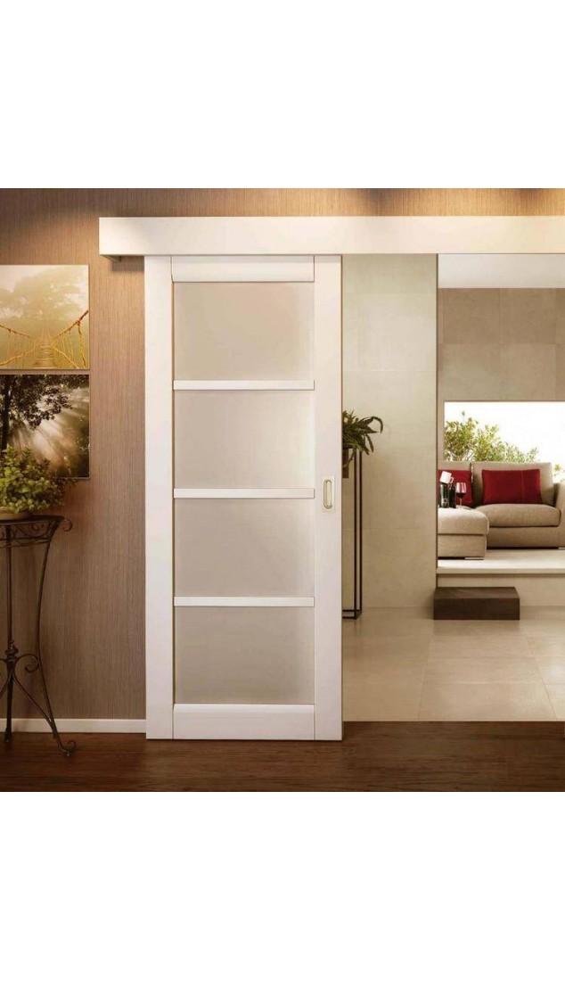 Раздвижные двери с любым полотном