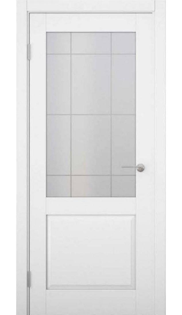 Межкомнатные двери Галерея дверей - Нордика 140 со стеклом
