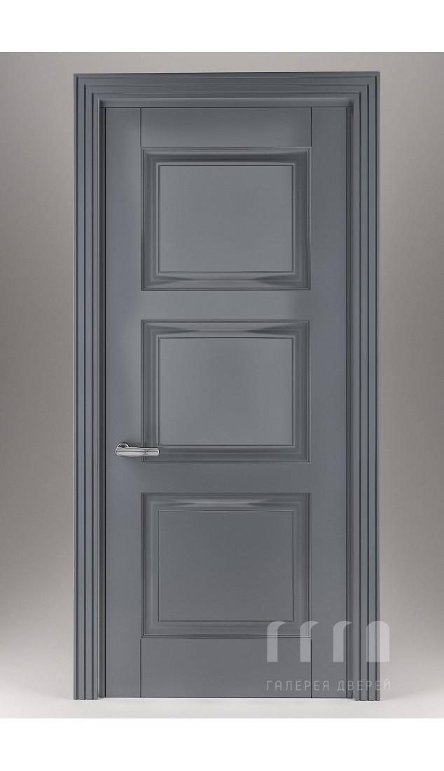 Межкомнатные двери Галерея дверей - Тесоро К4-ПГ