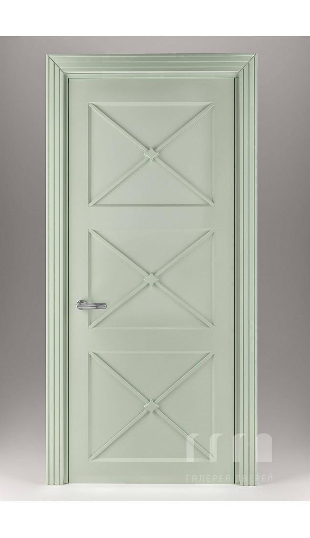 Межкомнатные двери Галерея дверей - Тесоро К4-Х-ПГ