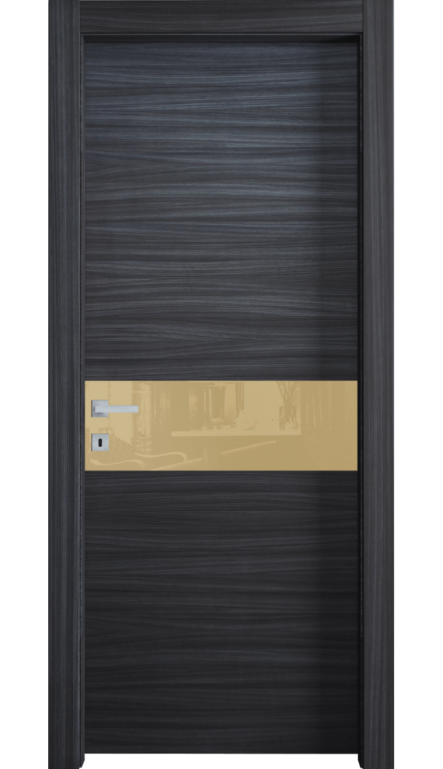 Межкомнатные двери Alberoporte VS04 (стекло бежевое)