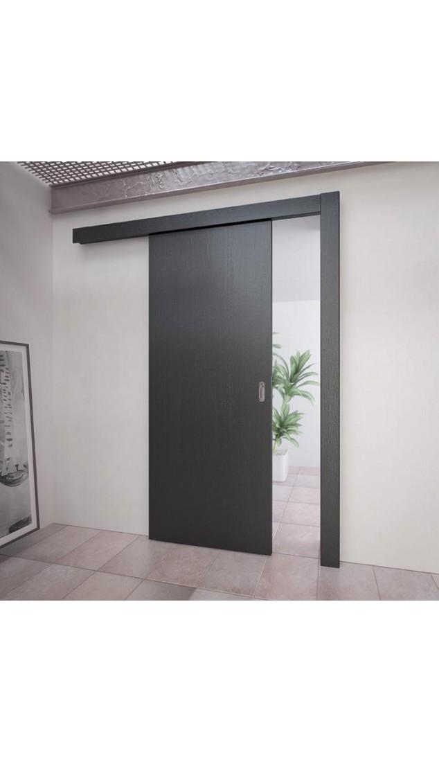 Раздвижные двери одностворчатые подвесные