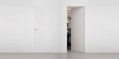 Двери невидимки — зачем покупать скрытую дверь