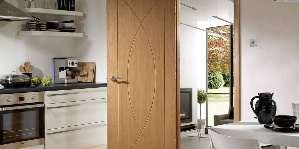 Как выбрать межкомнатные двери на кухню