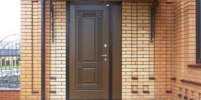 Как выбрать уличную дверь в частный дом