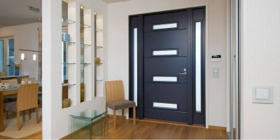 Советы по выбору дизайна входной двери