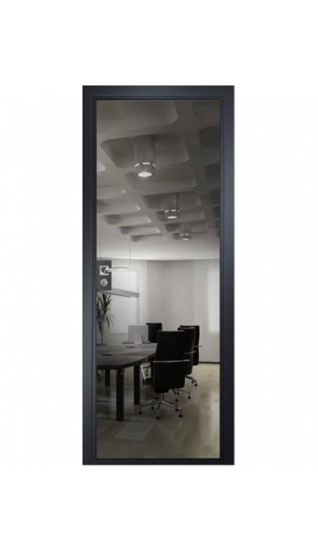 Межкомнатные стеклокаркасные двери Axioma