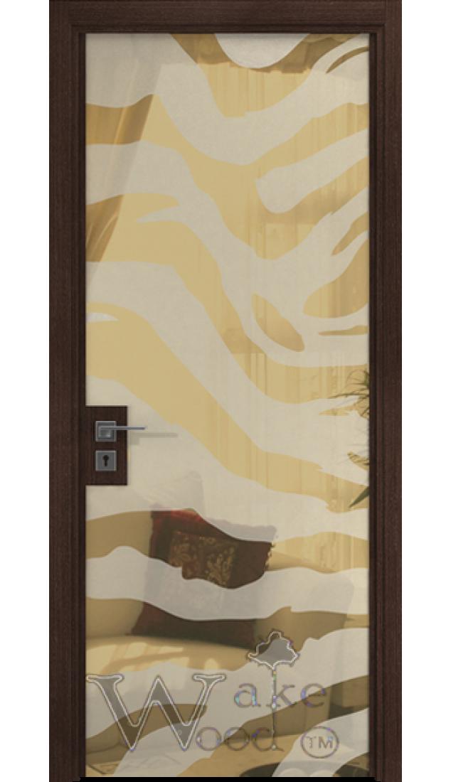 Межкомнатные двери Wake Wood BOGEMIA